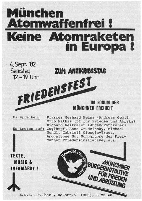BIFA 1982 Antikriegstag
