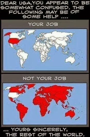 USA vs. Rest of World